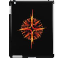 Mandala flame design iPad Case/Skin