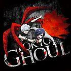 Tokyo Ghoul - Kaneki and Touka kagune by 666hughes