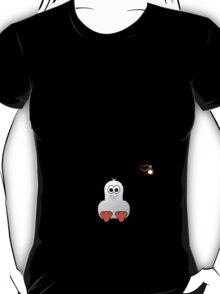 Halloween Penguin - Ghost T-Shirt