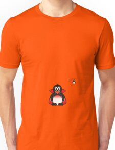 Halloween Penguin - Dracula Unisex T-Shirt