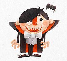 Dracula kid by limeart