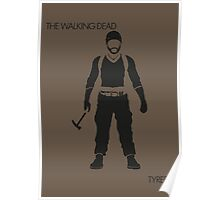 Tyreese Poster