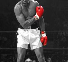 Muhammad Ali Quote Sticker