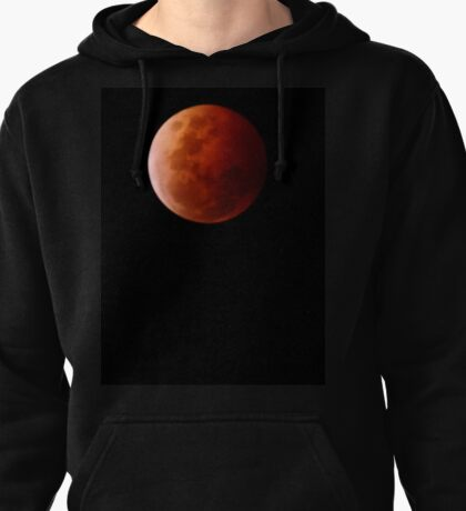 Blood Moon - Eclipse Pullover Hoodie