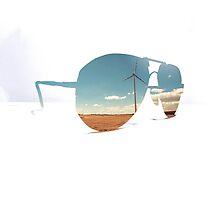 Windmill in the Sun. by sando91