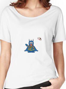 Hero/Icon Penguin - Batman Women's Relaxed Fit T-Shirt
