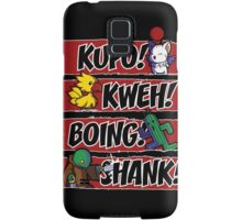 What Does the Tonberry Say? Samsung Galaxy Case/Skin