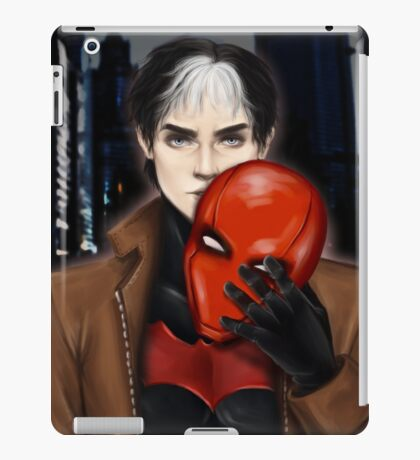 Underneath the Mask iPad Case/Skin