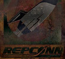 Fallout - Repconn Space Traveller! Ultra Rust by ATate