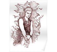 Punk Spike Poster