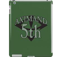 """""""Little"""" Horus Aximand - Sport Jersey Style iPad Case/Skin"""
