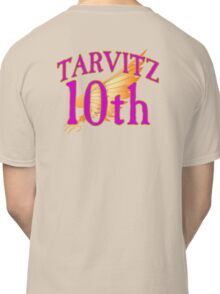 Saul Tarvitz - Sport Jersey Style Classic T-Shirt