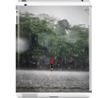 monsoon surf iPad Case/Skin