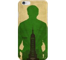 Booker Dewitt cool design Bioshock infinite iPhone Case/Skin