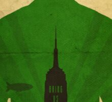 Booker Dewitt cool design Bioshock infinite Sticker