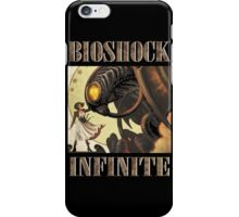 Bioshock infinite cool bird iPhone Case/Skin