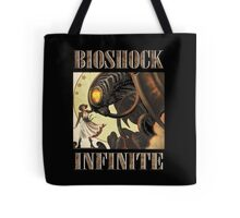 Bioshock infinite cool bird Tote Bag