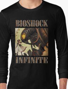 Bioshock infinite cool bird Long Sleeve T-Shirt