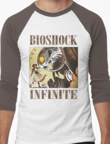 Bioshock infinite cool bird Men's Baseball ¾ T-Shirt