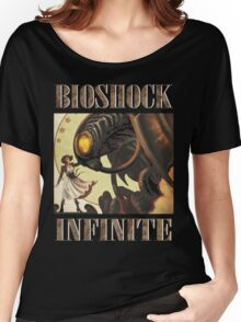 Bioshock infinite cool bird Women's Relaxed Fit T-Shirt