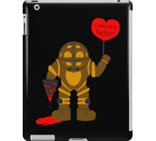 Bigdaddy welcome to rapture Bioshock iPad Case/Skin