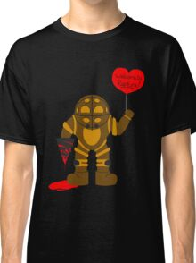 Bigdaddy welcome to rapture Bioshock Classic T-Shirt