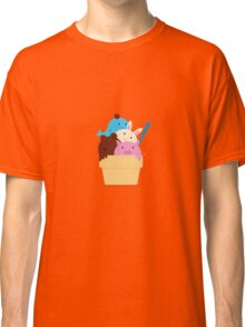 Animals Ice-cream Classic T-Shirt