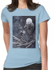 Birth of the Star Womens Fitted T-Shirt