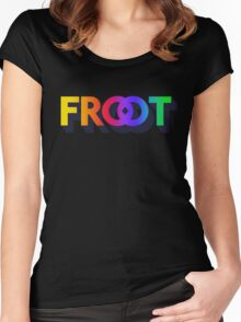 FROOT Women's Fitted Scoop T-Shirt