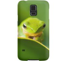 Dwarf Tree Frog Samsung Galaxy Case/Skin