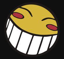 Cowboy Bebop Radical Ed Smiley Face Kids Tee