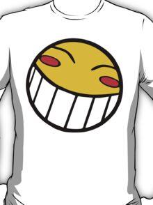 Cowboy Bebop Radical Ed Smiley Face T-Shirt