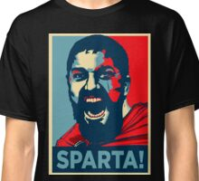 Sparta Hope Poster Classic T-Shirt