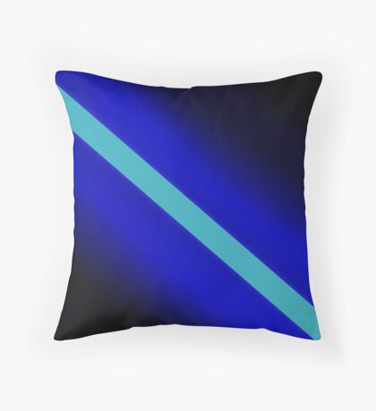 Lightsaber - rogue one - star wars Throw Pillow