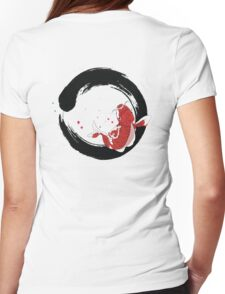 KOI FISH Womens Fitted T-Shirt