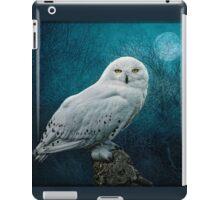 Night Owl iPad Case/Skin