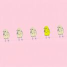 chicks by andley