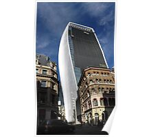 The  Walkie-Talkie Building Poster