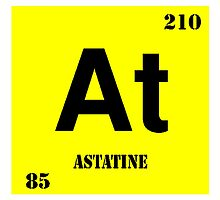 Astatine by kwg2200