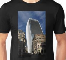 The  Walkie-Talkie Building Unisex T-Shirt