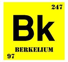 Berkelium by kwg2200