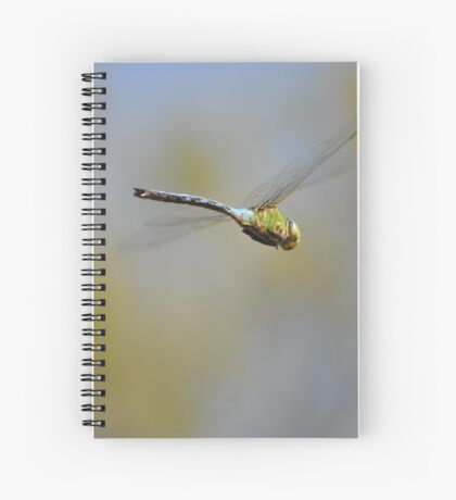 Captured in Flight Spiral Notebook