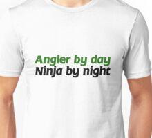 Angler Ninja Unisex T-Shirt