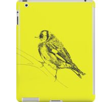 goldfinch iPad Case/Skin
