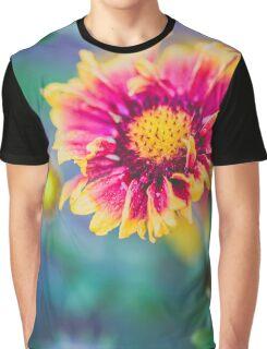 Floral karaoke. Graphic T-Shirt