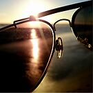Dawn through glasses by Lugonbe