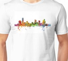Grand Rapids Michigan Skyline Unisex T-Shirt
