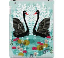 Swans by Andrea Lauren iPad Case/Skin