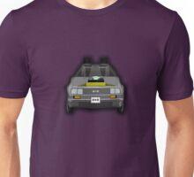 Regreso al Futuro Delorean Unisex T-Shirt
