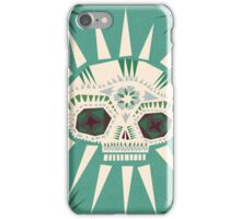 Sugar skull II iPhone Case/Skin